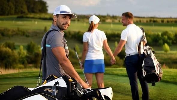 Premium golf package